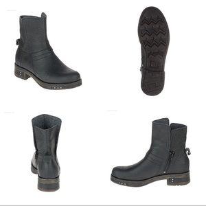 CAT Footwear Pixley Motorcycle Boots Sz 7